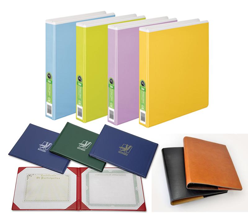 certificate-holders-folders